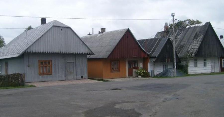 W Jaśliskach - zdjęcie