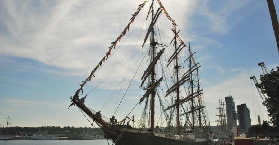 Zlot Żaglowców The Tall Ships' Races 2009 - zdjęcie