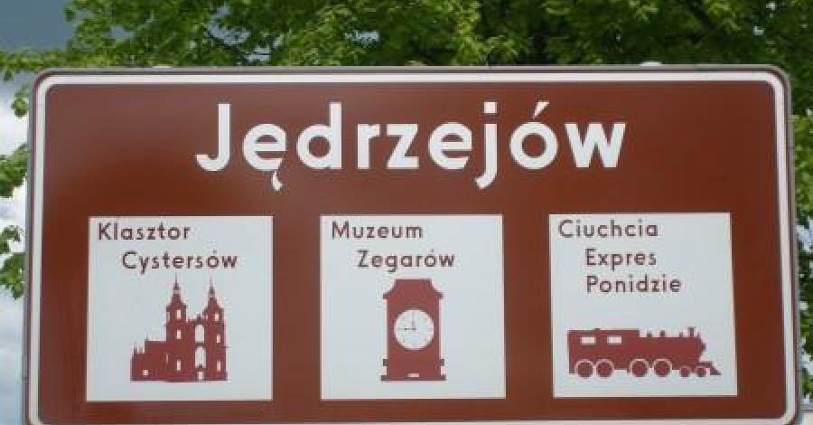 Jędrzejów - Miasto nie tylko zegarów - zdjęcie