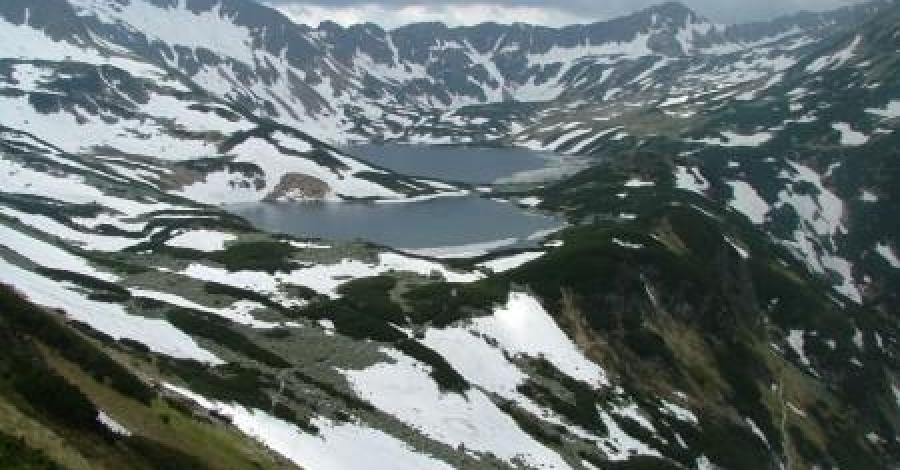Tatrzańskie jeziora - zdjęcie