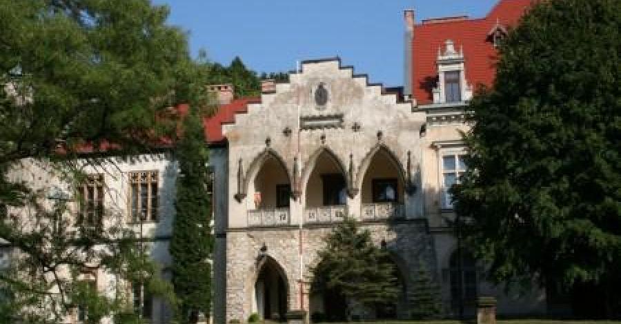 Młoszowa - pałac Florkiewiczów - zdjęcie