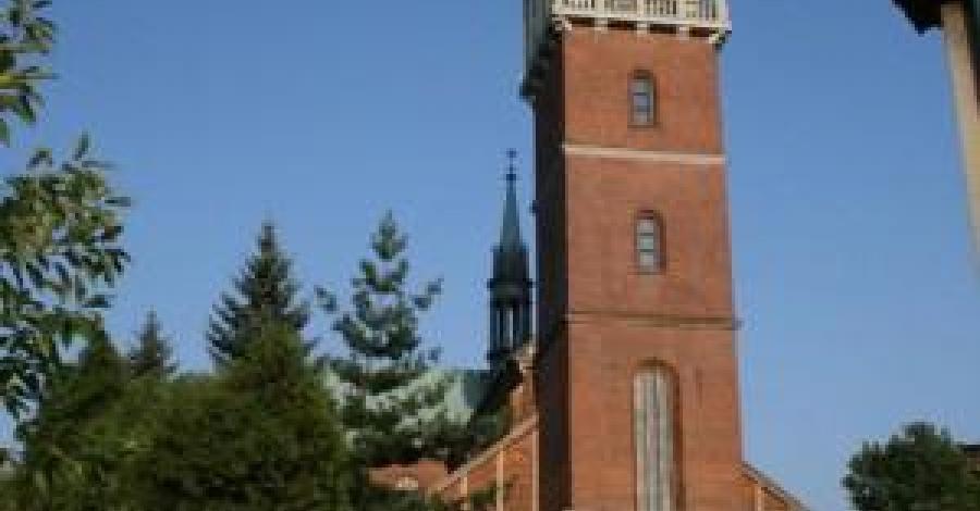 Sanktuarium Matki Bożej Fatimskiej w Trzebini - zdjęcie