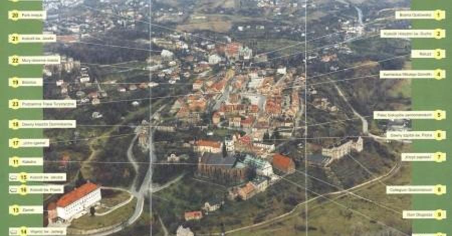 Spacerkiem po okolicach Sandomierza - zdjęcie