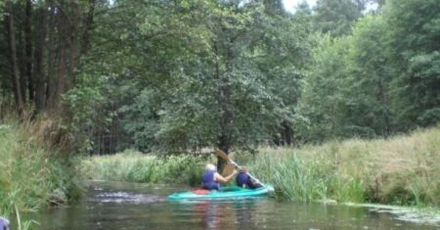 Spływ Brdą: Pustowo - Garbaty Mostek - zdjęcie
