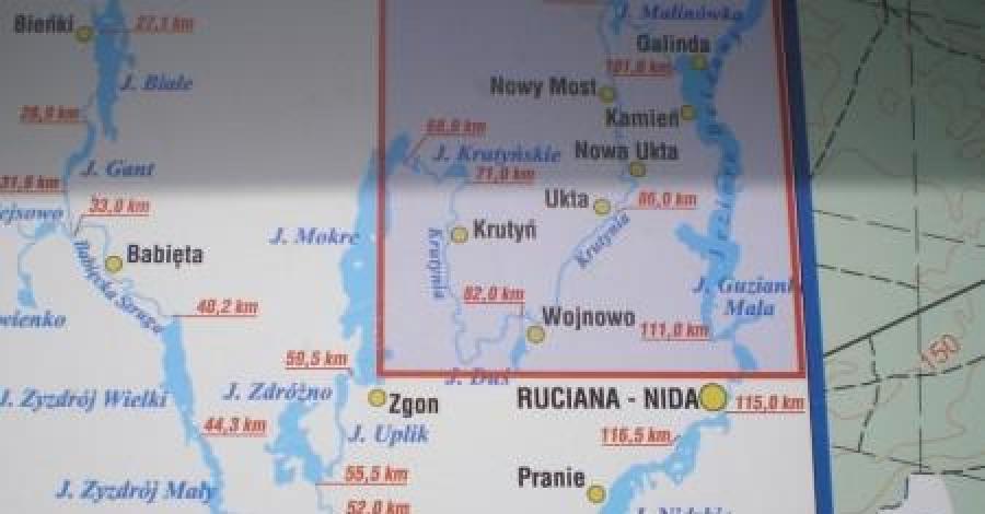 Rzeka Krutynia zaprasza - zdjęcie