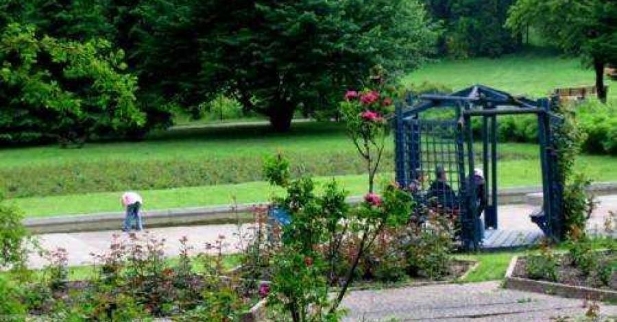 Rosarium w Chorzowie - zdjęcie