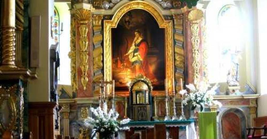 Kościół Św. Katarzyny w Nowym Targu - zdjęcie