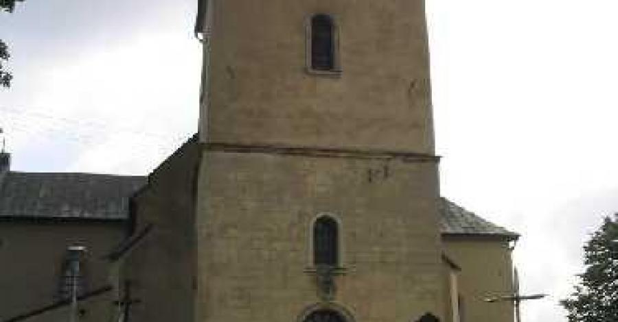 Kościół w Zawierciu - Kromołowie - zdjęcie