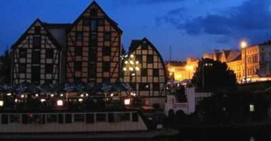 Spichrze w Bydgoszczy - zdjęcie