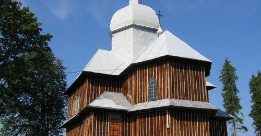 Cerkiew w Hoszowczyku - zdjęcie