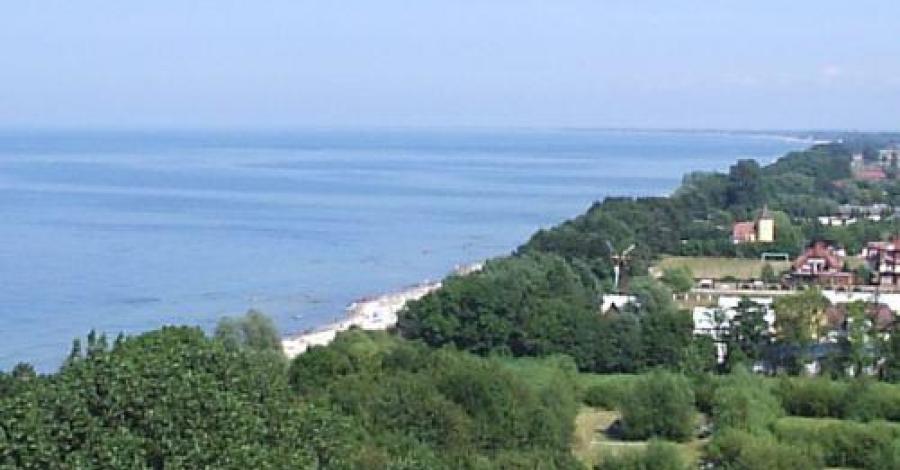 Szlaki na Wybrzeżu Koszalińskim - zdjęcie