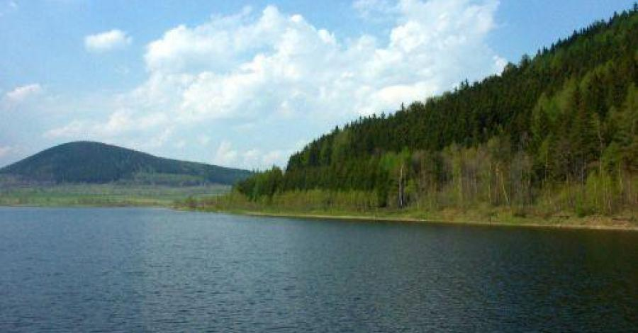 Jezioro Bukówka - zdjęcie