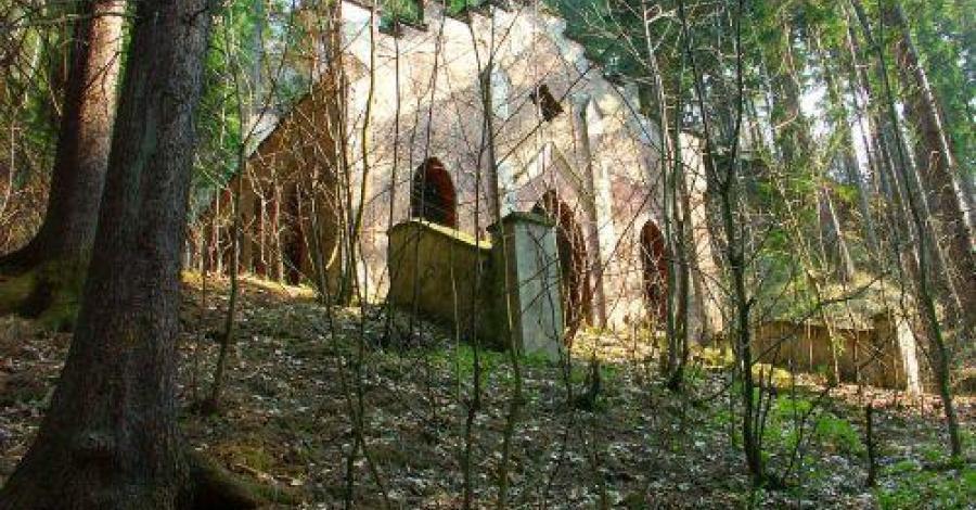 Święta Góra w Lubawce - zdjęcie