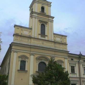 Kościół Bonifratrów w Cieszynie