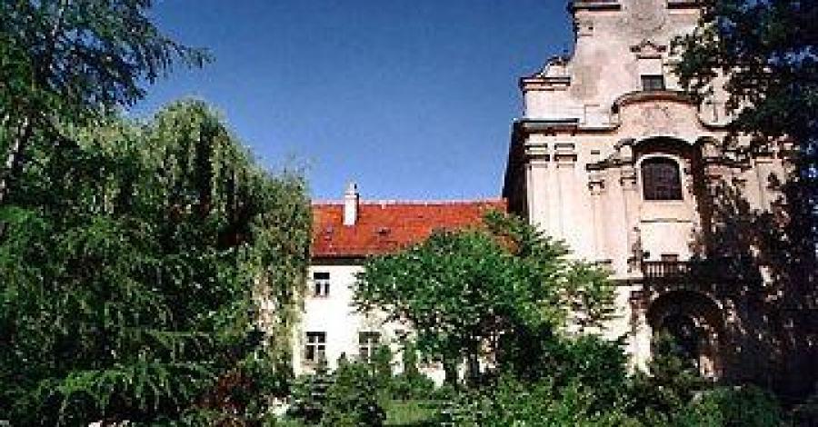 Klasztor w Osiecznej - zdjęcie