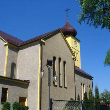 Kościół Św. Urbana w Paniówkach