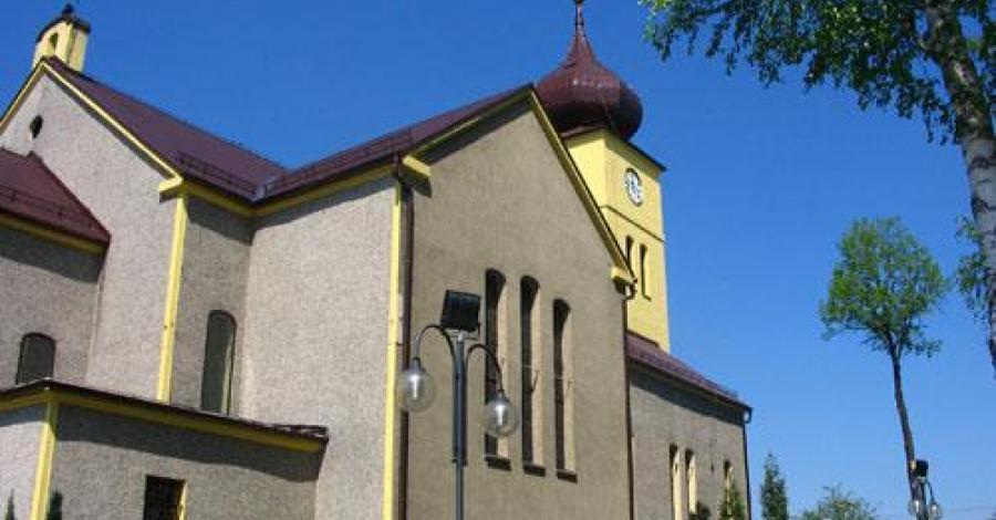 Kościół Św. Urbana w Paniówkach - zdjęcie