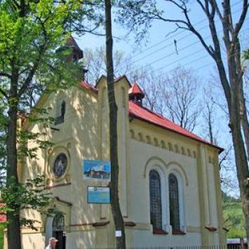 Kaplica w Milówce