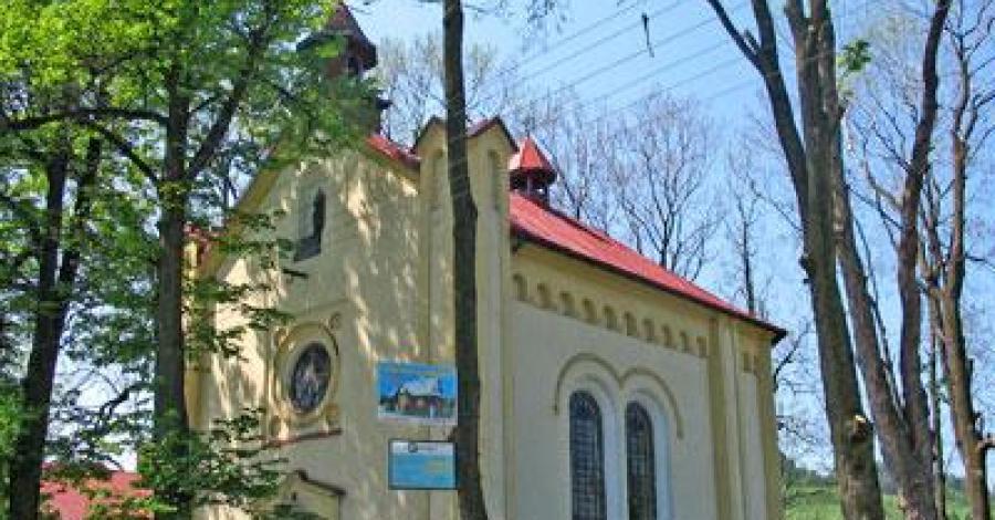 Kaplica w Milówce - zdjęcie