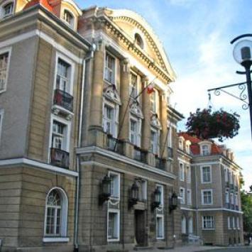 Dom Zdrojowy w Szczawnie Zdroju