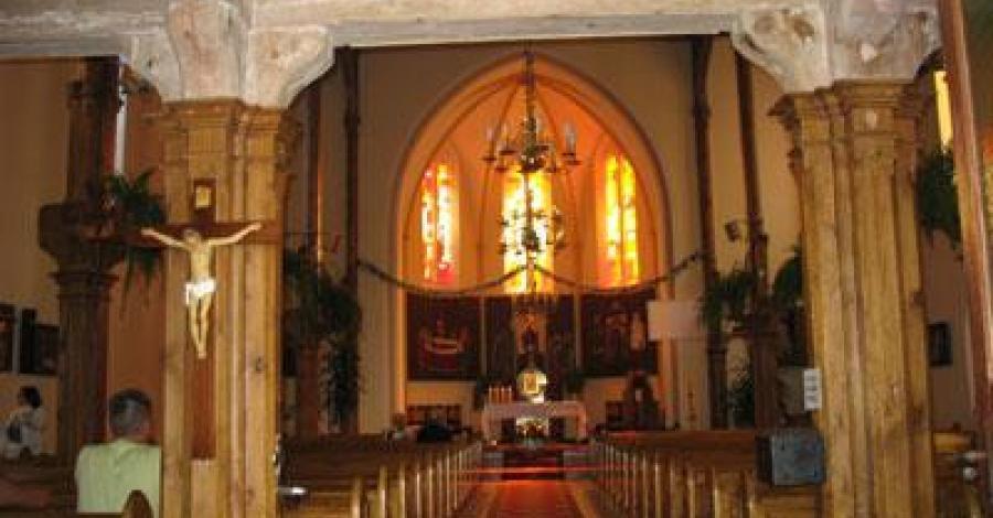 Kościół w Sarbinowie - zdjęcie