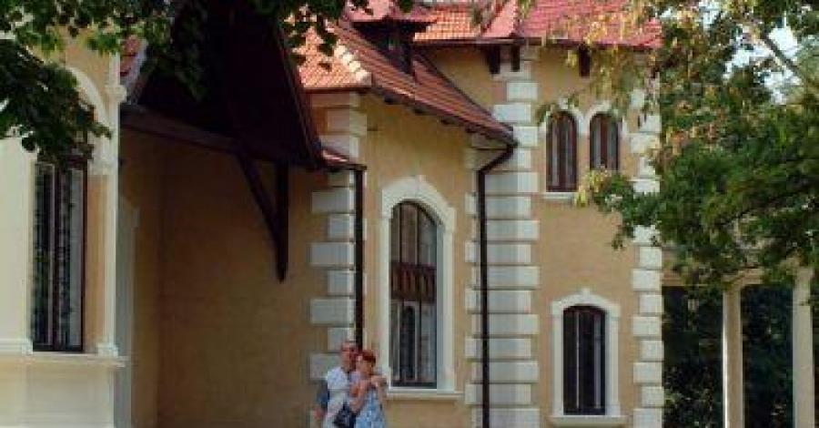 Pałac w Mielcu - zdjęcie