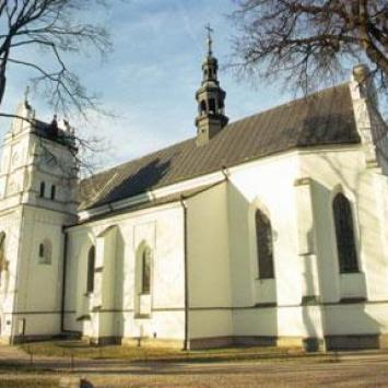 Klasztor w Kraśniku