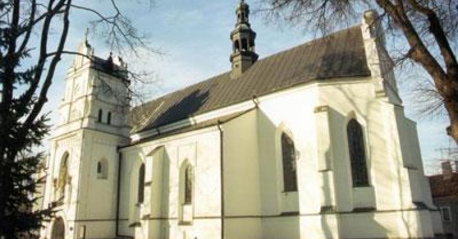 Klasztor w Kraśniku - zdjęcie