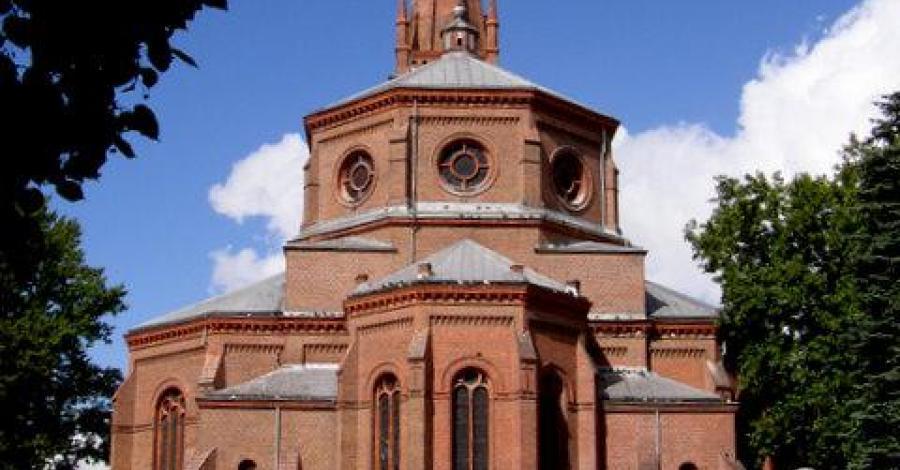 Kościół Św. Piotra i Pawła w Bydgoszczy - zdjęcie