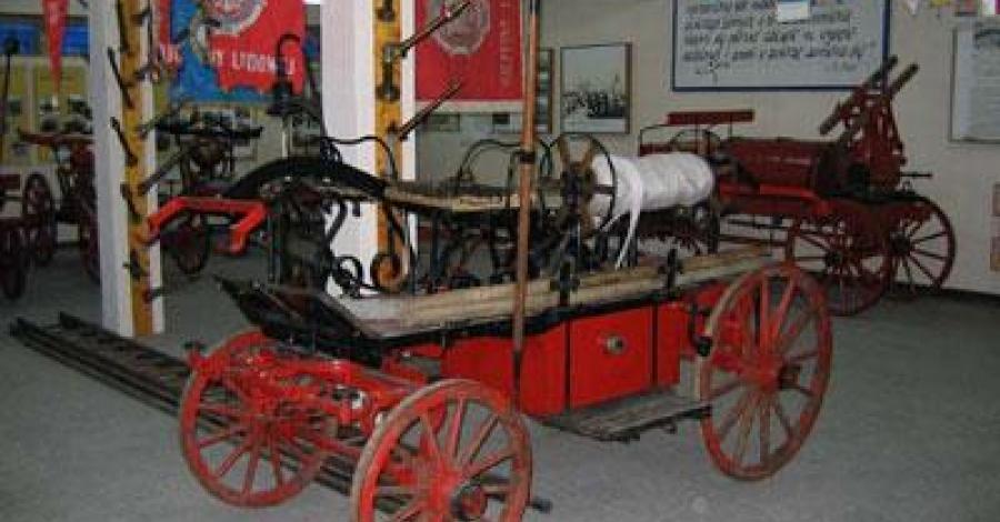 Muzeum Pożarnictwa w Kraśniku - zdjęcie