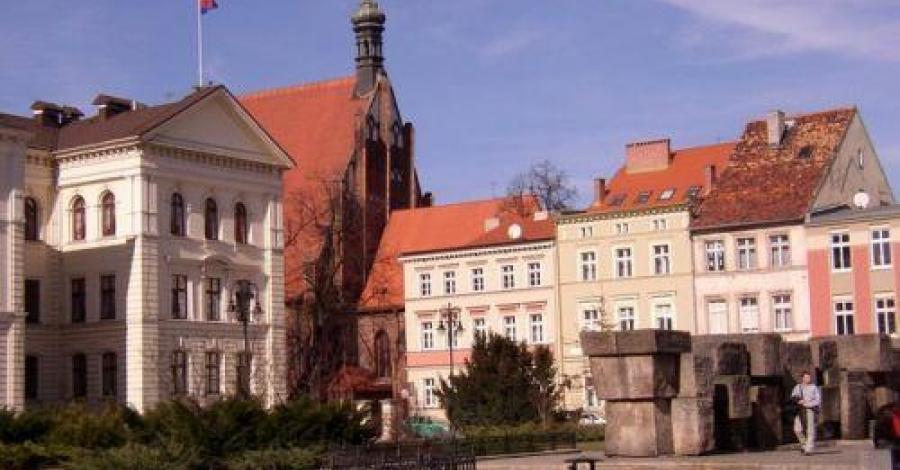 Rynek w Bydgoszczy - zdjęcie