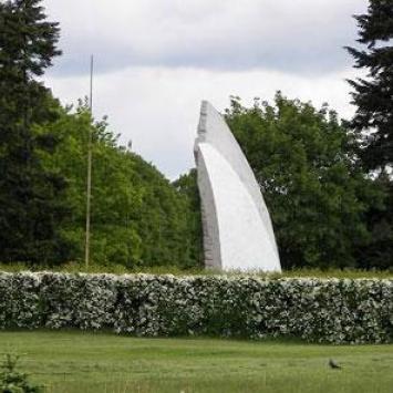 Cmentarz wojenny w Szczecinku