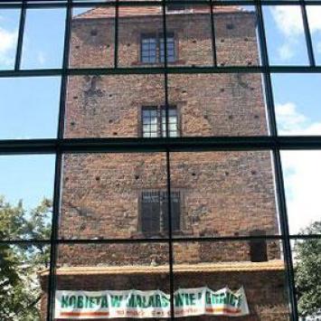 Wieża gotycka w Szczecinku