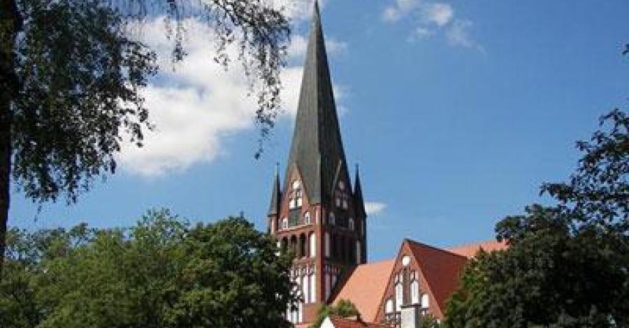 Kościół Mariacki w Szczecinku - zdjęcie