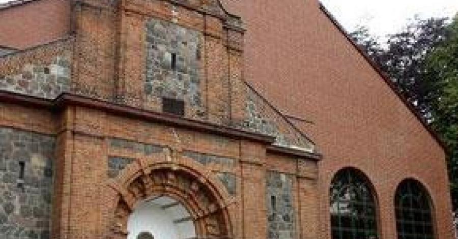 Kościół Św. Ducha w Szczecinku - zdjęcie