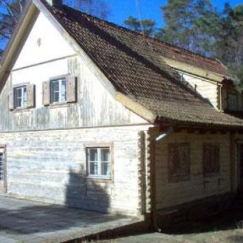 Forsterówka - rezydencja kata na Wyspie Sobieszewskiej - zdjęcie