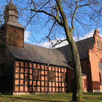 Kościół Św. Anny w Przechlewie