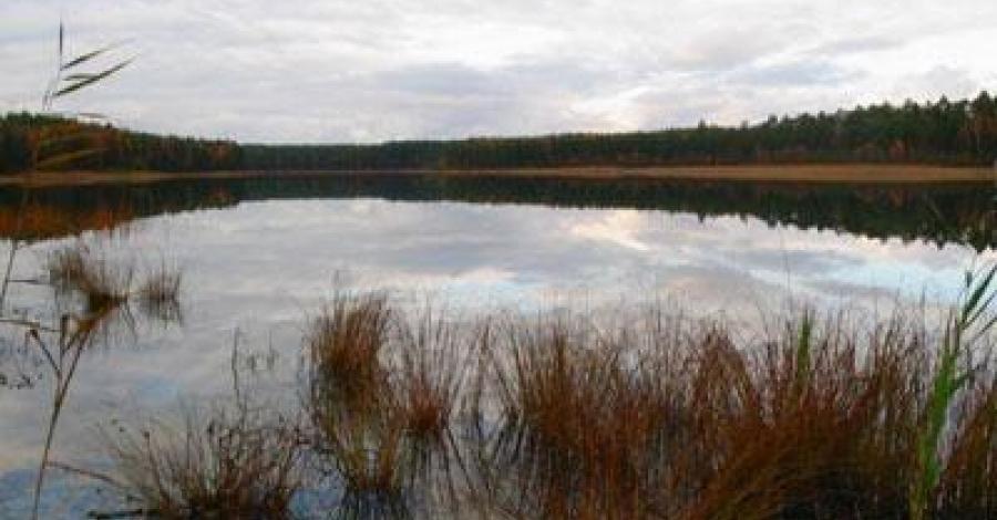 Jezioro Krasne - zdjęcie