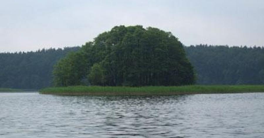 Jezioro Szczytno - zdjęcie