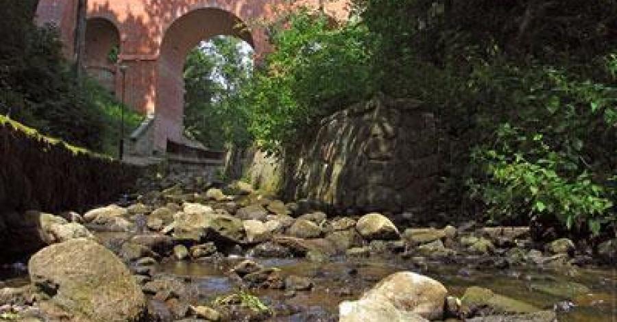 Most gotycki w Reszlu - zdjęcie