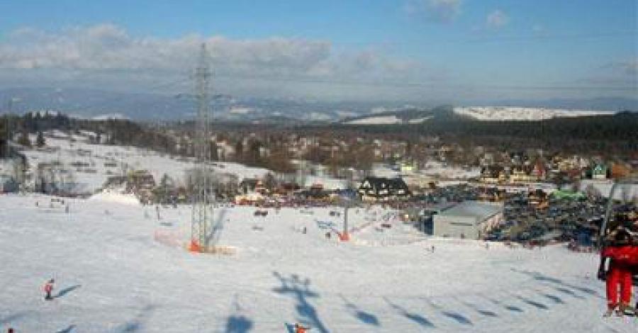 Ośrodek Narciarski Bania w Białce Tatrzańskiej - zdjęcie