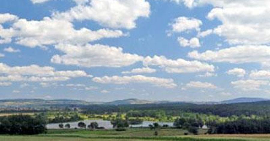 Góry Świętokrzyskie - panorama, Anna Piernikarczyk