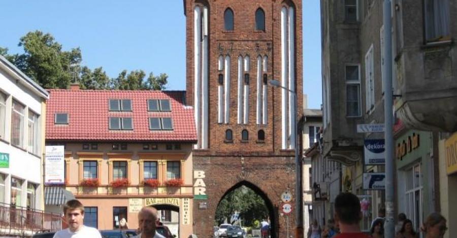 Brama Wysoka w Darłowie, Monika Pawlak