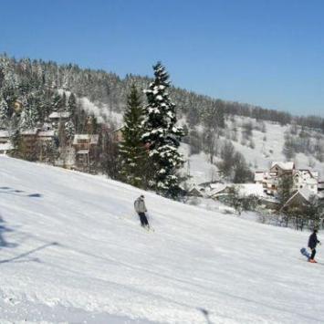 Trasy narciarskie w Korbielowie