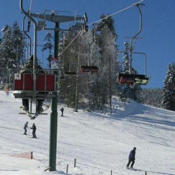 Wyciągi narciarskie w Korbielowie