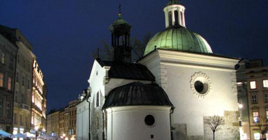 Kościół Św. Wojciecha w Krakowie, Anna Piernikarczyk