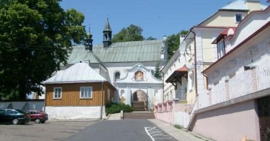 Kościół w Pruchniku - zdjęcie