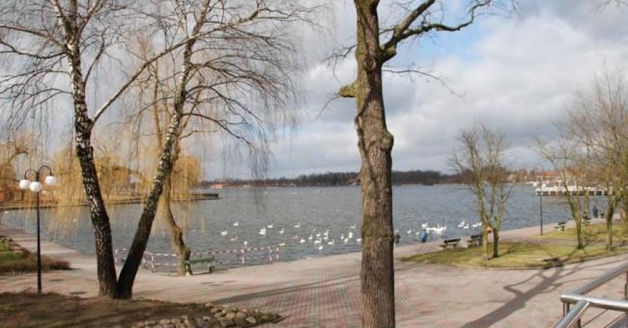 Szlaki piesze w Ostródzie - zdjęcie