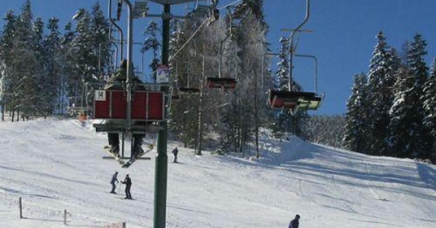 Wyciągi narciarskie w Korbielowie - zdjęcie