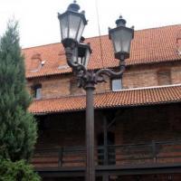 Zamek w Nowem